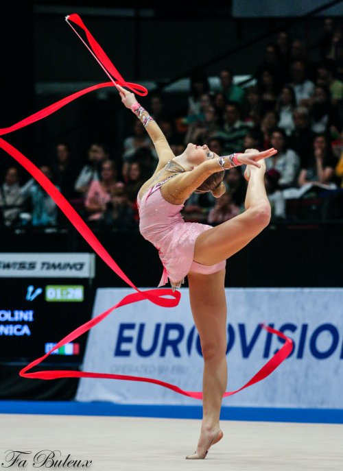 European Championships 2013 - CG Individual - Laura Jung (Allemagne)