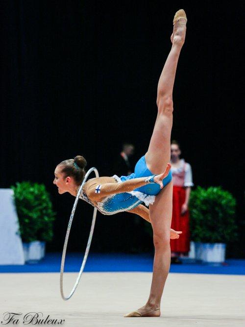 European Championships 2013 - CG Individual - Ekaterina Volkova (Finlande)