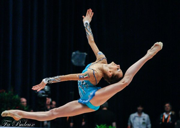 European Championships 2013 - CG Individual - Veronica Bertolini (Italie)