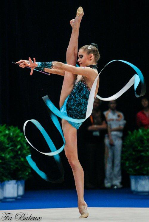 European Championships 2013 - CG Individual - Jelizaveta Gamalejeva (Lettonie)