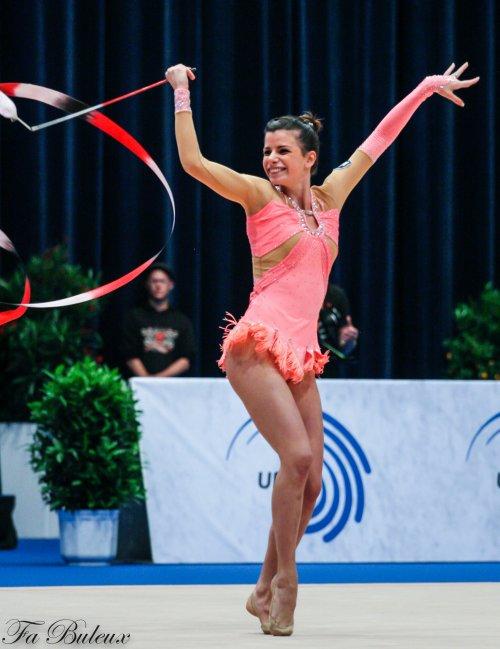 European Championships 2013 - CG Individual - Federica Febbo (Italie)