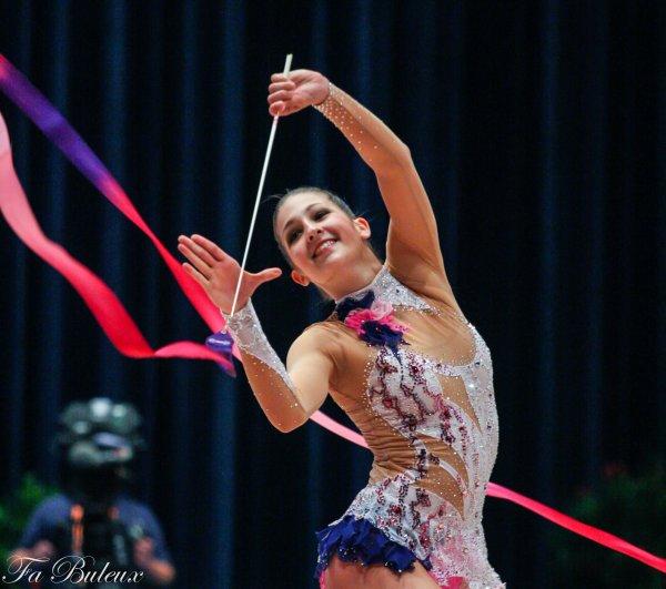 European Championships 2013 - CG Individual - Monika Mickova (République Tchèque)