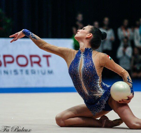 European Championships 2013 - CG Individual - Dora Vass (Hongrie)