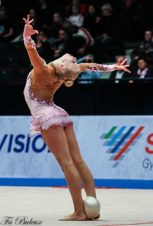 European Championships 2013 - CG Individual - Kseniya Moustafaeva (France)