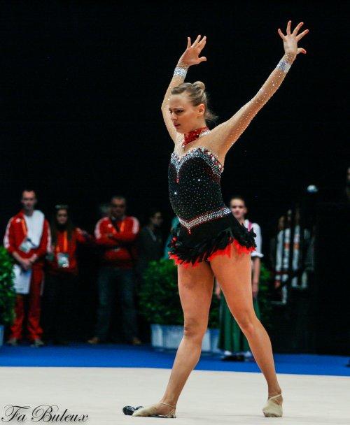 European Championships 2013 - CG Individual - Nicol Ruprecht (Autriche)