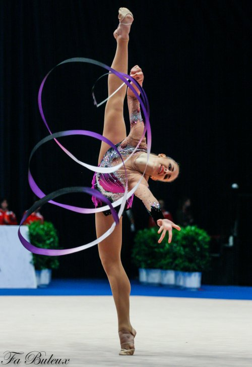 European Championships 2013 - CG Individual - Alexandra Piscupescu (Roumanie)