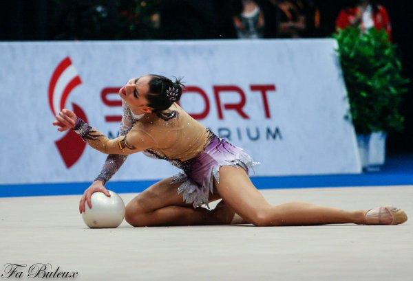 European Championships 2013 - CG Individual - Carolina Rodriguez (Espagne)