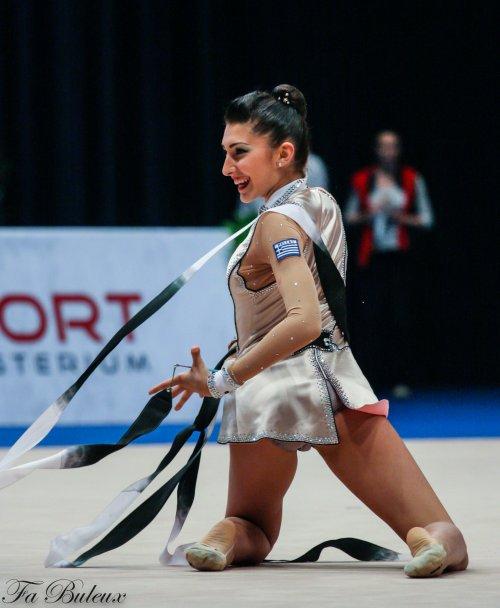 European Championships 2013 - CG Individual - Varvara Filiou (Grèce)