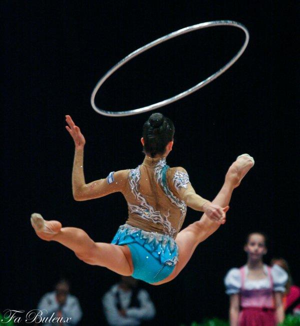 European Championships 2013 - CG Individual - Neta Rivkin (Israël)