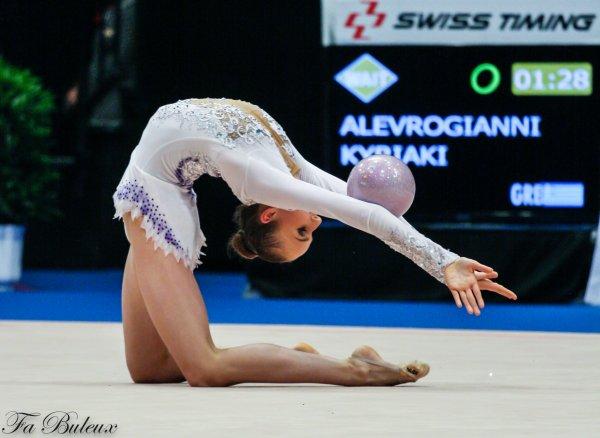 European Championships 2013 - CG Individual - Marina Durunda (Azerbaïdjan)