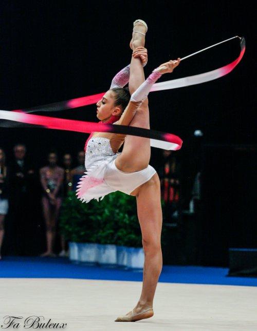 European Championships 2013 - CG Individual - Lala Yusifova (Azerbaïdjan)
