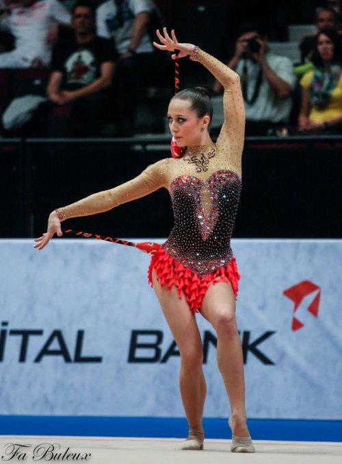 European Championships 2013 - CG Individual - Silviya Miteva (Bulgarie)