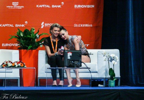 European Championships 2013 - CG Individual - Ganna Rizatdinova (Ukraine)