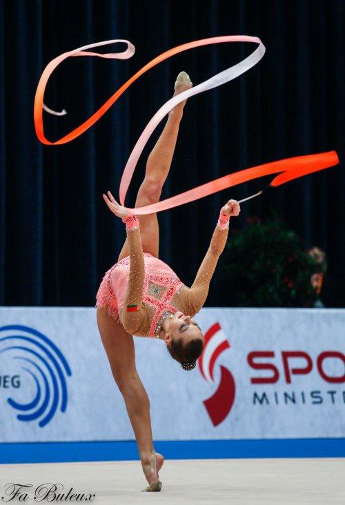 European Championships 2013 - CG Individual - Melitina Staniouta (Biélorussie)