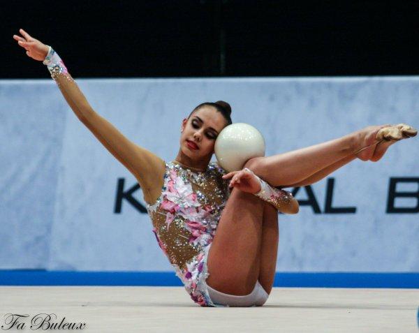 European Championships 2013 - CG Individual - Margarita Mamun (Russie)
