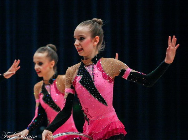 European Championships 2013 - CG Ensemble Junior - Pologne