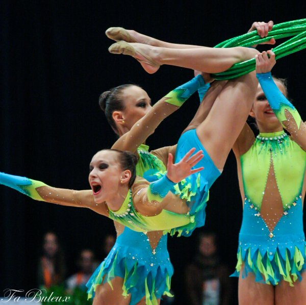 European Championships 2013 - CG Ensemble Junior - Slovaquie