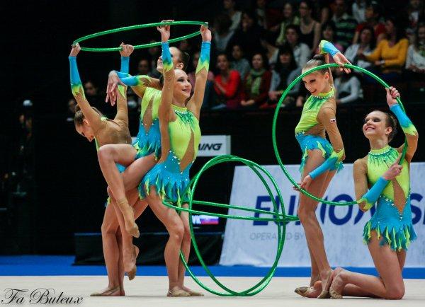 European Championships 2013 - CG Ensemble Junior - Slovaquie