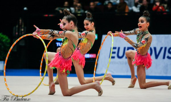 European Championships 2013 - CG Ensemble Junior - Turquie