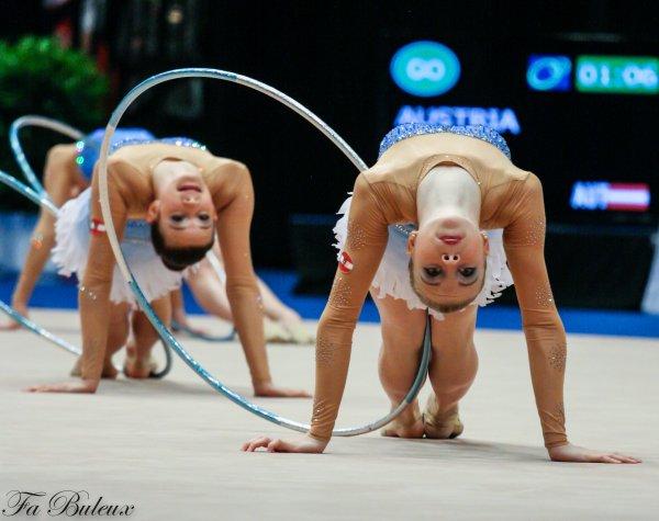 European Championships 2013 - CG Ensemble Junior - Autriche