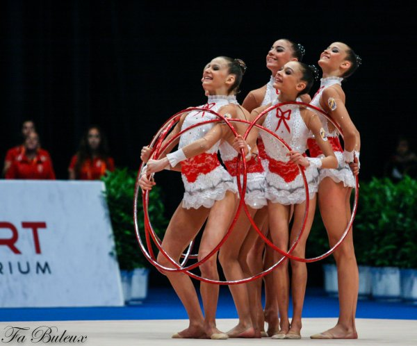 European Championships 2013 - CG Ensemble Junior - Espagne