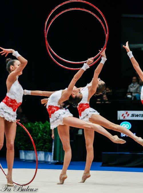 European Championships 2013 - CG Ensemble Junior - Espagne