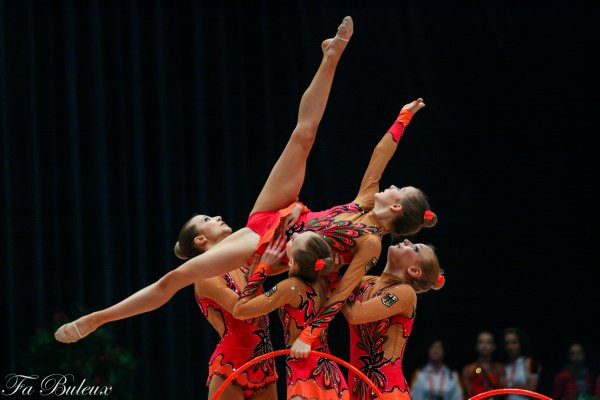 European Championships 2013 - CG Individual - Ensemble Junior - Allemagne