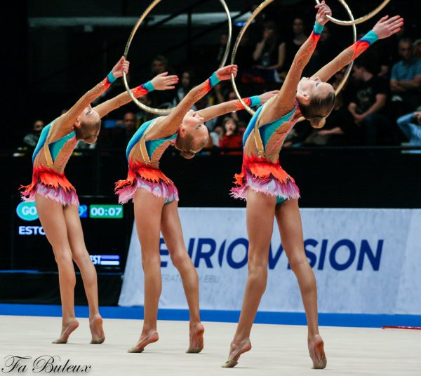 European Championships 2013 - Ensemble Junior - Estonie