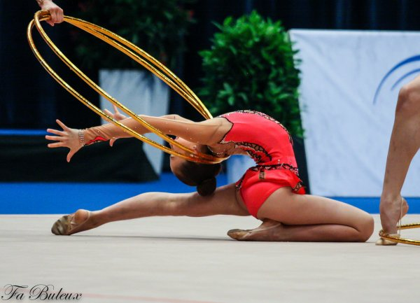 European Championships 2013 - Ensemble Junior - Ukraine