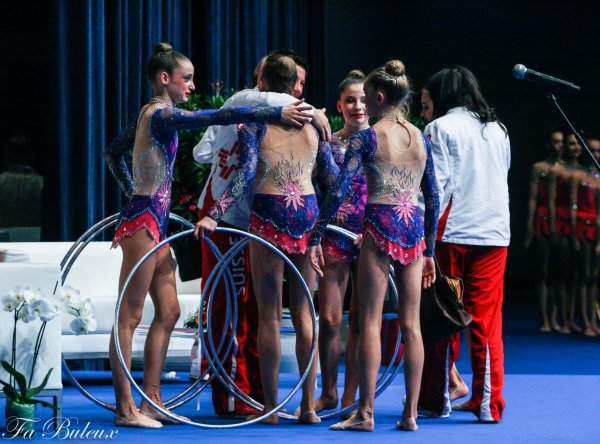 European Championships 2013 - Ensemble Junior - Suisse