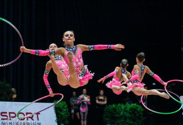 European Championships 2013 - Ensemble Junior - Biélorussie