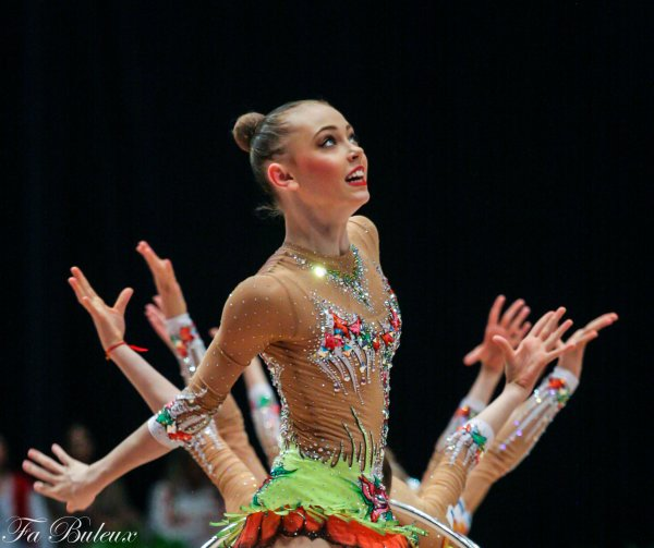 European Championships 2013 - Ensemble Junior - Russie