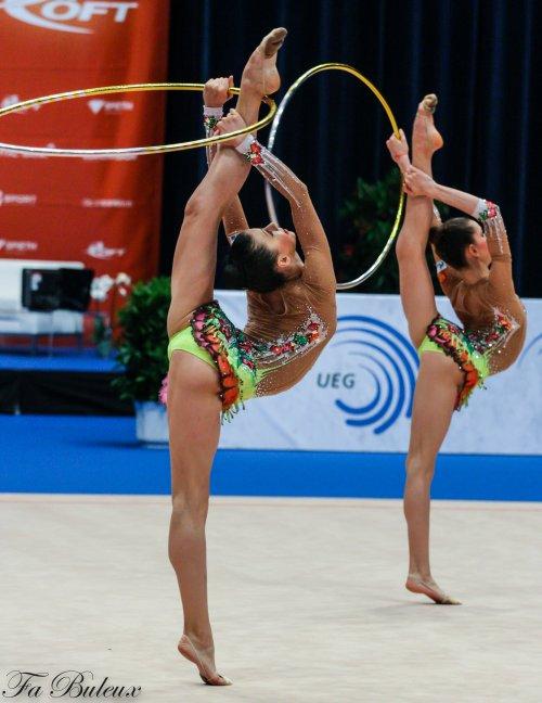 European Championships 2013 - Ensemble Junior - Russie