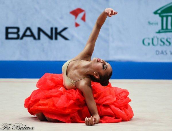 European Championships 2013 - Gala - Margarita Mamun (Russie)