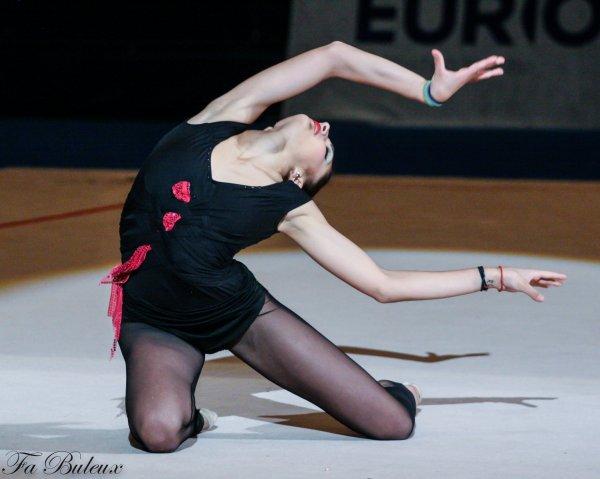 European Championships 2013 - Gala - Varvara Filiou (Grèce)