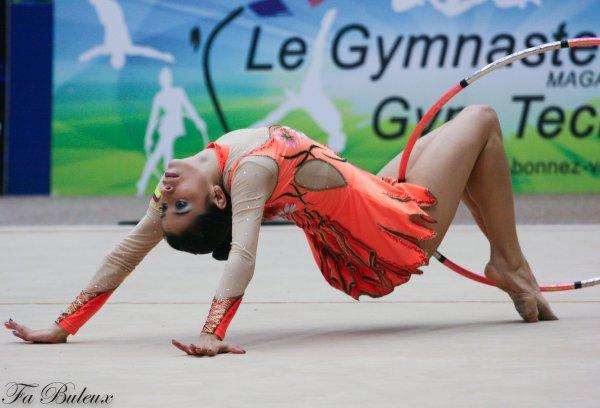 Tournoi Corbeil-Essonnes 2013 - Carolina Velez Ramirez (COL)