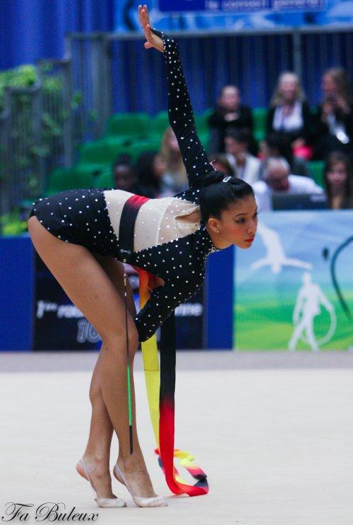 Tournoi Corbeil-Essonnes 2013 - Michelle Sanchez (VEN)