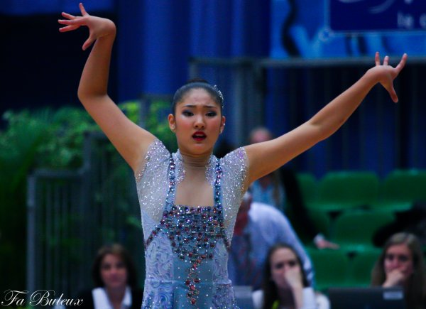 Tournoi Corbeil-Essonnes 2013 - Enid Sung (AUS)