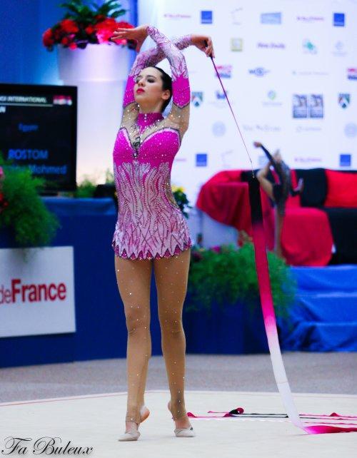 Tournoi Corbeil-Essonnes 2013 - Yasmine Rostom (EGY)