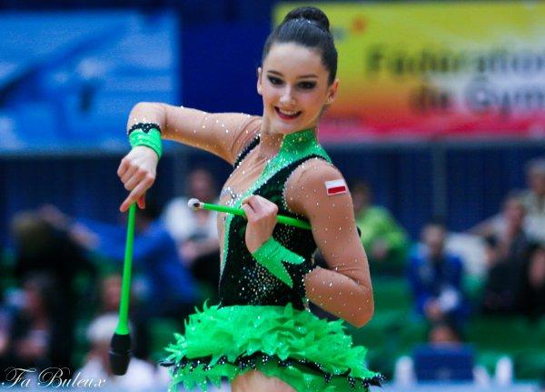 Tournoi Corbeil-Essonnes 2013 - Marta Jasinska (POL)