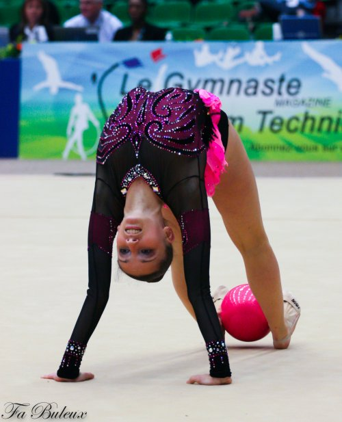 Tournoi Corbeil-Essonnes 2013 - Lucille Chalopin (FRA)