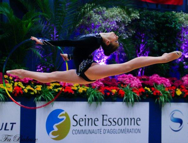 Tournoi Corbeil-Essonnes 2013 - Monija Cebasek (Slovénie)