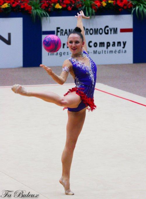 Tournoi Corbeil-Essonnes 2013 - 26ème - Mayya Filippova (UZB)
