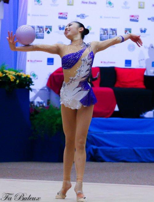 Tournoi Corbeil-Essonnes 2013 - Yuqing Yang (Chine)