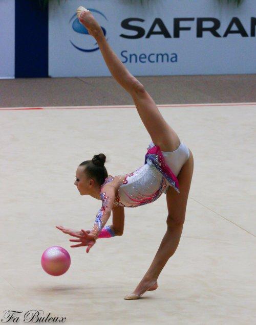 Tournoi Corbeil-Essonnes 2013 - Valeriya Davidova (UZB)