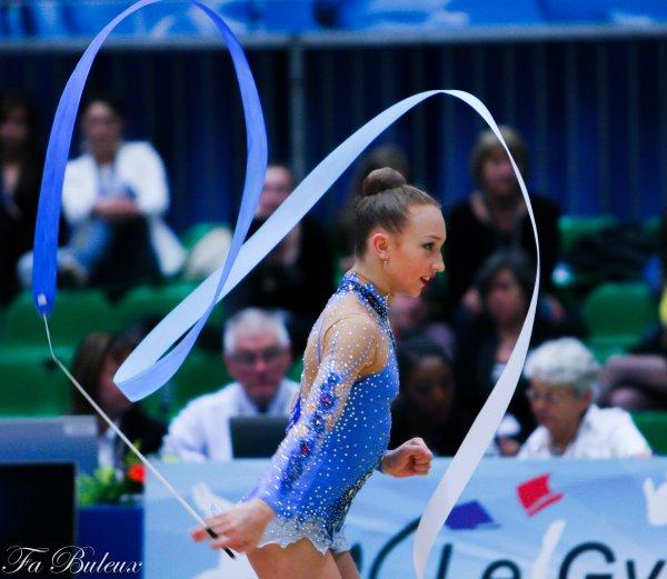 Tournoi Corbeil-Essonnes 2013 - Patricia Bezzoubenko (CAN)