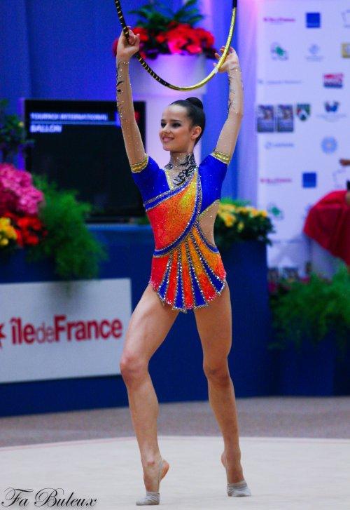 Tournoi Corbeil-Essonnes 2013 - Sara Staykova (BUL)