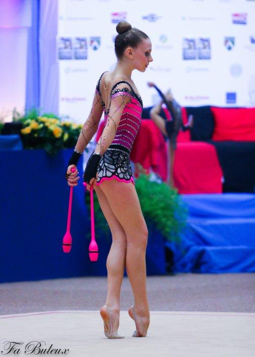 Tournoi Corbeil-Essonnes 2013 - Yasmine Kerber (USA)