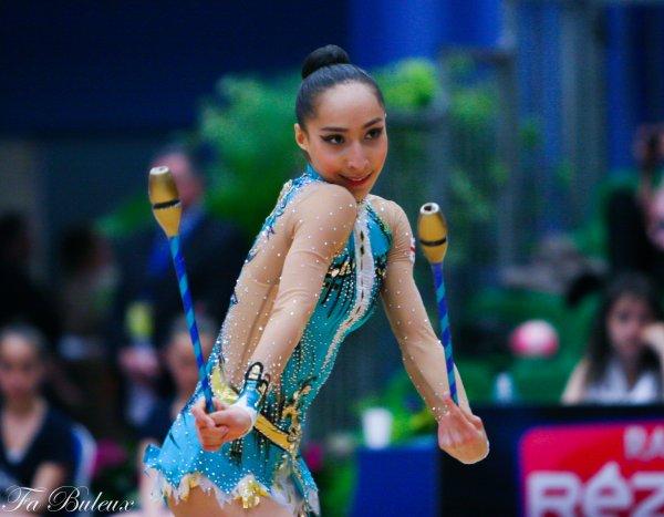 Tournoi Corbeil-Essonnes 2013 - Salome Phajava (GEO)