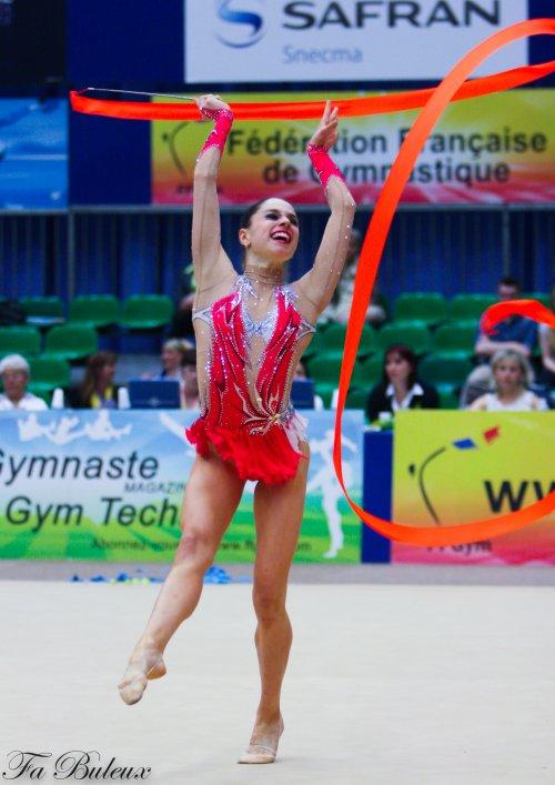 Tournoi Corbeil-Essonnes 2013 - Nataly Mendelson (ISR)